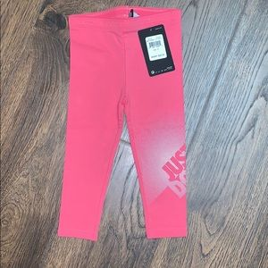 NWT baby Nike leggings